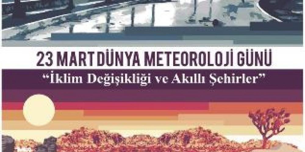 23 Mart Dünya Meteoroloji Günü – İSTANBUL