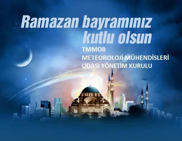 Ramazan Bayram Tebriği1