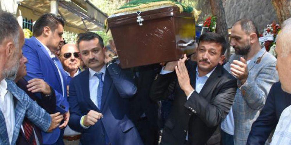Tarım ve Orman Bakanı Sayın Bekir PAKDEMİRLİ'nin Acı Günü