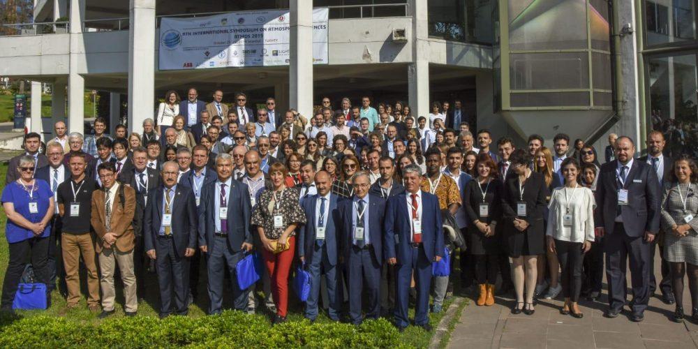 ATMOS-2019 İTÜ'DE 23-26 EKİM 2019 TARİHLERİ ARASINDA YAPILDI.