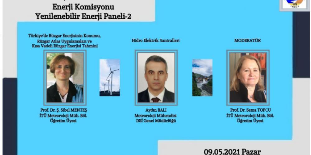 ENERJİ KOMİSYONUMUZUN 2. PANELİ