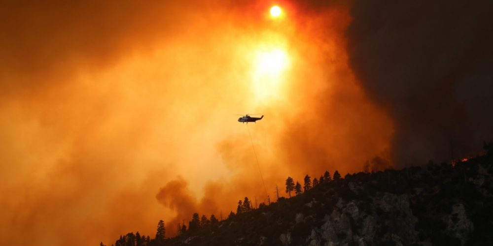 ABD de  bu yıl içinde meydana gelen doğal afetlerin  maddi faturası 16 milyar doları aştı…
